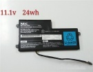 Nec 00hw031 11.1V 24Wh batterie de ordinateur portable