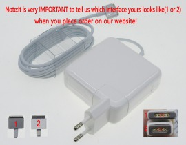 "APPLE MacBook 13"" MA255CH/A 16.5V 3.65A adaptateur de ordinateur portable"