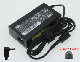 Acer swift 3 sf314-54-56l8 19V 3.42A adaptateur de ordinateur portable