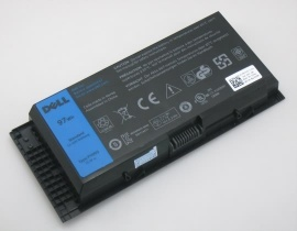 Dell precision m6600 11.1V 97Wh batterie de ordinateur portable