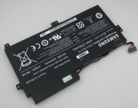 Samsung np370r5e-s04 11.4V or 10.8V 43Wh batterie de ordinateur portable
