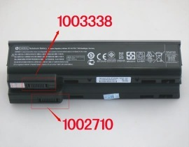Hp hstnn-db4x 11.1V 55Wh batterie de ordinateur portable