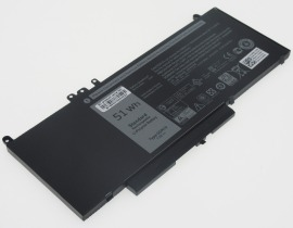 Dell pf59y 7.4V 51Wh batterie de ordinateur portable