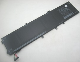 Dell 1p6kd 11.1V 84Wh batterie de ordinateur portable