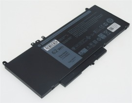 Dell 8v5gx 7.6V 62Wh batterie de ordinateur portable