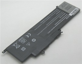 Dell inspiron 11 3000 series (3157) 11.1V 43Wh batterie de ordinateur portable