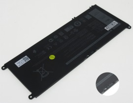 Dell inspiron 13 7577 15.2V 56Wh batterie de ordinateur portable