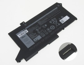 Dell wy9dx 11.4V 42Wh batterie de ordinateur portable